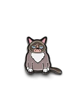 Jansport Cat Pin - No Color
