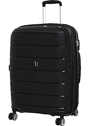 IT Luggage IT Luggage 25.8 Asteroid 8-Wheel Hardside Expandable Spinner, Black