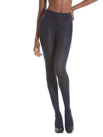 Gold Toe Womens Control Top Semi Opaque Perfect Fit Tights, 1 Pair, Navy, D