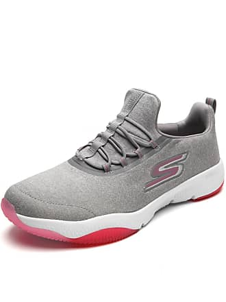 Skechers Tênis Skechers Performance Go Run Tr- Exception Cinza