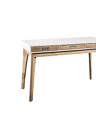 Manhattan Comfort CS96208 Jackie Office Desk White