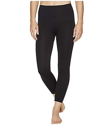 ff782683e29e98 Spanx Look At Me Now Cropped Seamless Leggings (Very Black) Womens Capri