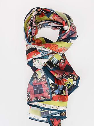 Dsquared2 164x62cm Silk Foulard size Unica
