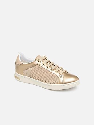 afa14c2aa78c1b Geox D JAYSEN A D821BA - Sneakers voor Dames   Goud en brons