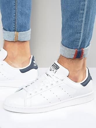 adidas Originals Stan Smith - Weiße Sneaker aus Leder, M20325