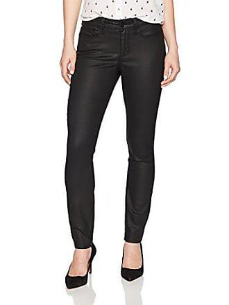 a331fdc6e NYDJ Womens Petite Size Ami Super Skinny Jeans, Black, 8P