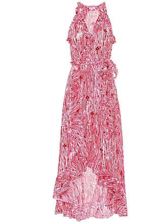 Poupette St Barth Tamara printed cotton dress