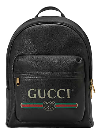 b96b1a72b0f73 Gucci Zaino Gucci Print in pelle
