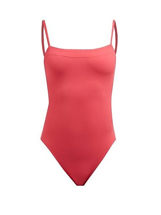 1085b4f8da Eres Les Essentiels Aquarelle Square Neck Swimsuit - Womens - Pink