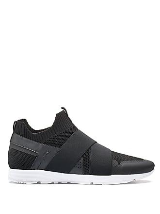 HUGO BOSS Slip-on hybrid sneakers with Vibram sole