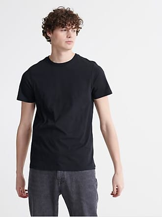 Superdry T-shirt in cotone biologico Standard Label