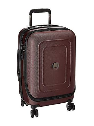 825a330cc Delsey Cruise Lite Hardside 19 International Expandable Spinner (Black  Cherry) Luggage