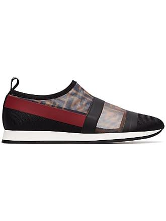Fendi Colibrì slip-on sneakers - Multicolour