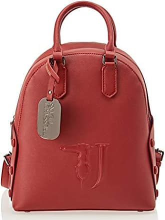 caf311fbfb83a Trussardi Damen Melissa Backpack Ecoleather Co Rucksack