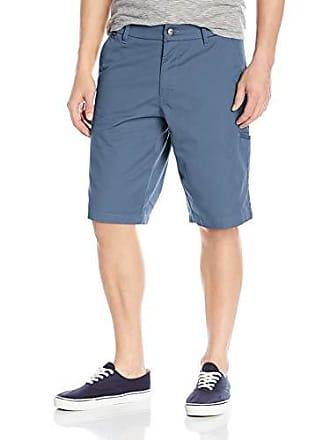 Fox Mens Essex Standard Fit 22 Twill Short, Blue Steel, 30