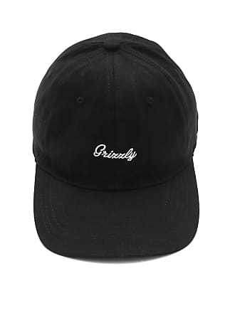 Grizzly Boné Grizzly Late To The Game Dad Hat Preto