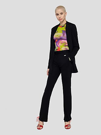 Msgm single-breasted jacket in viscose