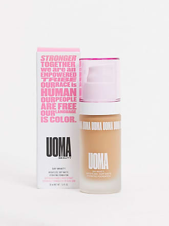 Uoma Beauty Beauty Say What?! Soft Matte Foundation Honey Honey-Beige