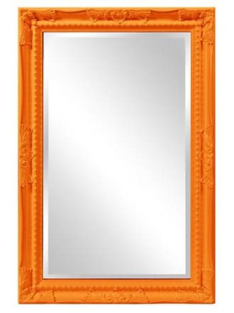 Elizabeth Austin Milan Queen Ann Wall Mirror - 25W x 33H in