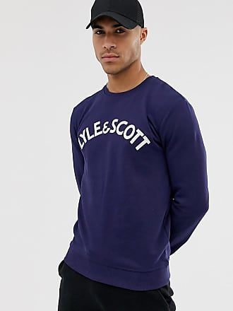 8013aeb85151 Lyle & Scott Crew Neck Jumpers for Men: Browse 87+ Products | Stylight