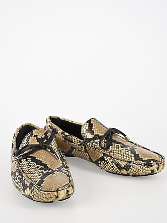 Just Cavalli Snake Printed Loafer size 41