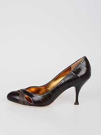 Dolce & Gabbana 8cm Leather Pumps size 37,5
