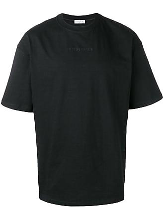 Ih Nom Uh Nit Camiseta oversized com estampa traseira - Preto