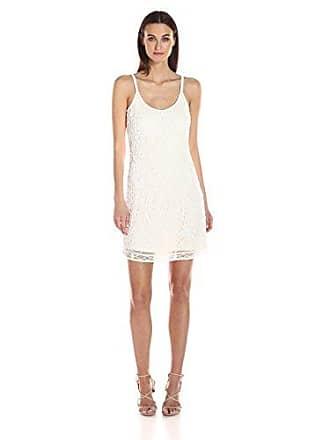 Parker Womens Hayden Dress, White 6