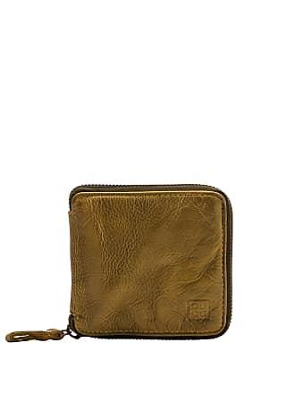 8189532ded DuDu Portefeuille homme avec fermeture en cuir vintage zip sur 3 côtés avec  porte-monnaie