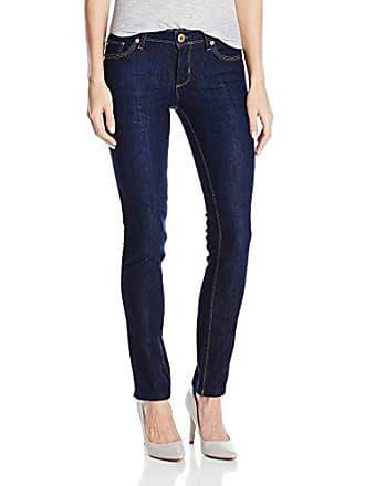 DL1961 Womens Angel Ankle Cigarette Jeans, Mariner, 32