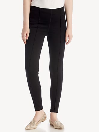 Sanctuary Womens Capri Legging In Color: Black Size Large From Sole Society