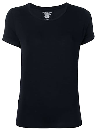 Majestic Filatures Camiseta básica - Azul