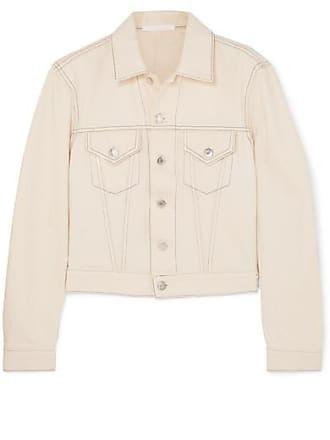 Helmut Lang Denim Jacket - Cream