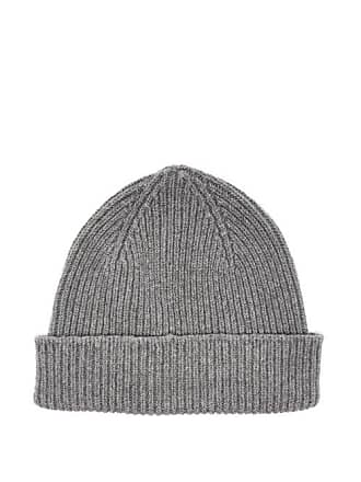 9b4d81fdbbcf3d Paul Smith Cashmere And Merino Wool Blend Beanie Hat - Mens - Grey
