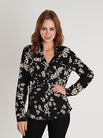 Facinelli Camisa Floral Feminina Facinelli
