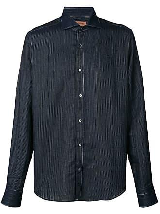 Missoni Camisa listrada - Azul