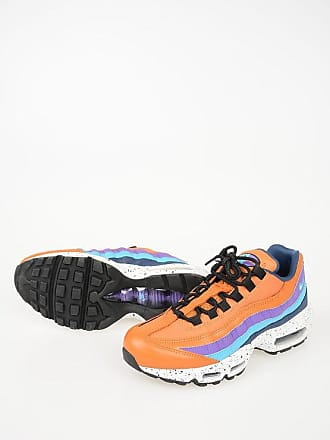 best service ad636 5fb5b Nike Leather and Fabric AIR MAX 95 PRM Sneakers size 7,5