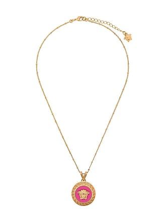 Versace Medusa medallion necklace - Gold