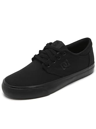 DC Tênis DC Shoes Plaza Lite Preto