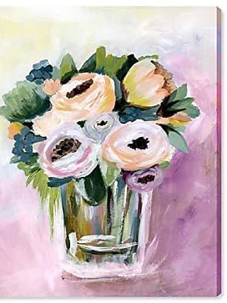 The Oliver Gal Artist Co. The Oliver Gal Artist Co. Floral Wall Art Canvas Prints Mora Home Décor 24 x 28 Purple, Orange