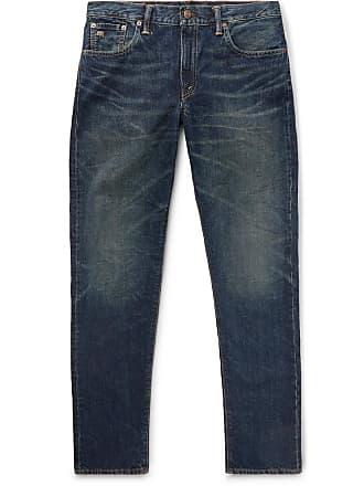Ralph Lauren Slim-fit Denim Jeans - Blue