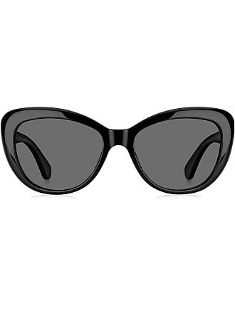Kate Spade New York Óculos de sol Butterfly - Preto