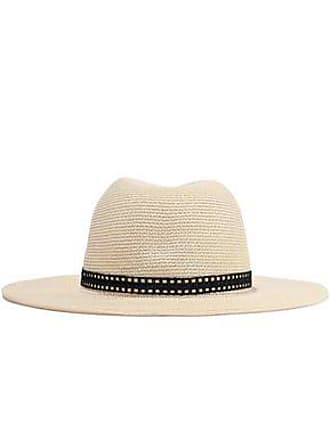 7ce5aedc01a3c Eugenia Kim Eugenia Kim Woman Courtney Raffia-trimmed Woven Paper-blend  Sunhat Beige Size