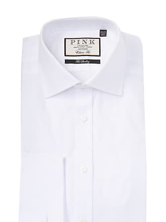 Thomas Pink Winston Royal Oxford Classic Fit Dress Shirt