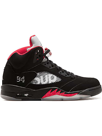 SUPREME Air Jordan 5 Retro Supreme sneakers - Black