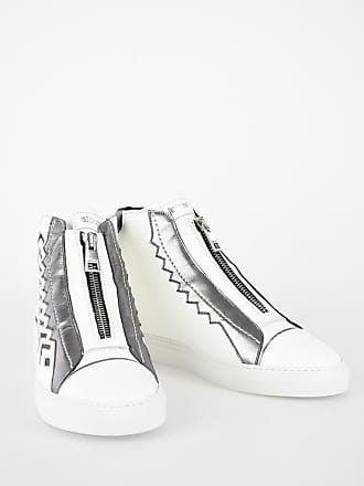 Just Cavalli Leather High Slip on size 42