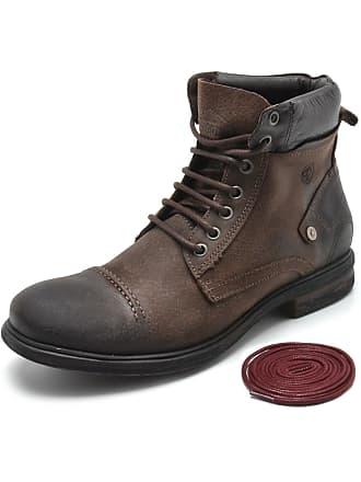 607877dd8 Para homens: Compre Botas De Couro de 102 marcas   Stylight