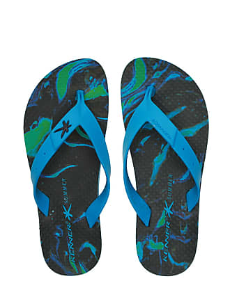 Kenner Chinelo Kenner Summer Abstract Preto