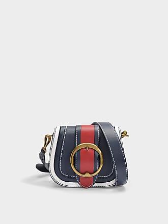 0a235021d0bb Polo Ralph Lauren Lennox Medium Crossbody Bag in Navy