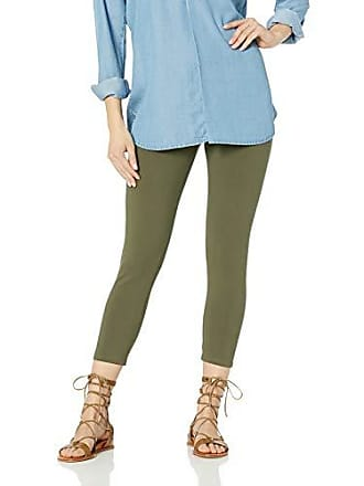 Yummie Tummie Womens Gloria Skimmer Cotton Stretch Shapewear Legging, Grape Leaf, Medium